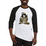 Miner Penguin Baseball Jersey