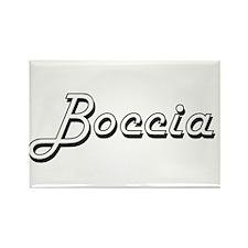 Boccia Classic Retro Design Magnets