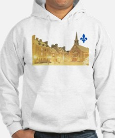 Inside Old Quebec with Lys Hoodie