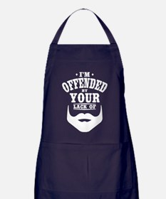 Beard Offense Apron (dark)