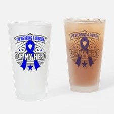 TBI For My Hero Drinking Glass