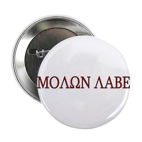 """Molon Labe 2.25"""" Button (100 pack)"""