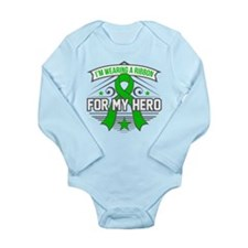 Spinal Cord Injury For Long Sleeve Infant Bodysuit