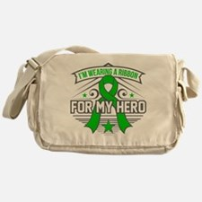 Spinal Cord Injury For My Hero Messenger Bag