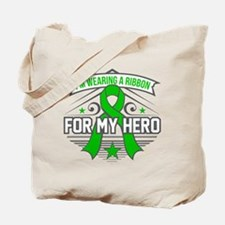 Spinal Cord Injury For My Hero Tote Bag