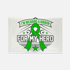 Spinal Cord Injury For My Hero Rectangle Magnet
