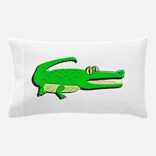 Alligator Pillow Case