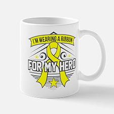 Spina Bifida For My Hero Mug