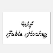 Ithf Table Hockey Classic Postcards (Package of 8)