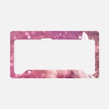 Baby Goat Whitey License Plate Holder