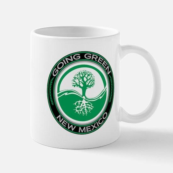 Going Green New Mexico (Tree) Mug