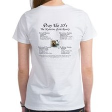 Our Lady of the Rosary Tee