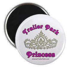 """Trailer Park Princess Lace 2.25"""" Magnet (100 pack)"""