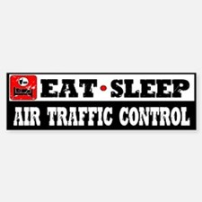 Air Traffic Control Sticker (Bumper)