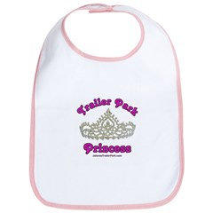 Trailer Park Princess Lace Bib