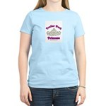 Trailer Park Princess Lace Women's Pink T-Shirt