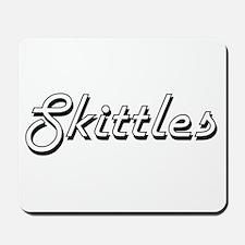 Skittles Classic Retro Design Mousepad