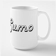 Sumo Classic Retro Design Mugs