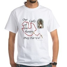Our Lady of the Rosary Shirt
