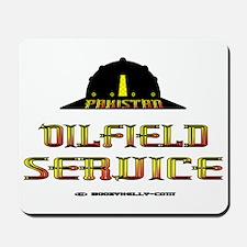 Pakistan Oilfield Service Mousepad
