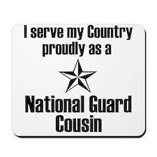Serve NG Cousin Mousepad