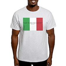 Marco Sez T-Shirt