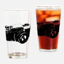 Camera Drinking Glass
