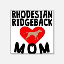 Rhodesian Ridgeback Mom Sticker