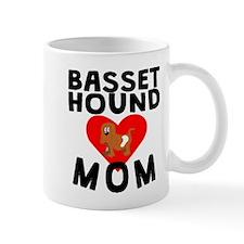 Basset Hound Mom Mugs