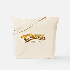 Cheers Est. 1895 Tote Bag