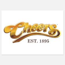 Cheers Est. 1895 Invitations