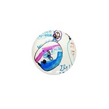 Kloes Mothers Day Drawing Mini Button (10 pack)