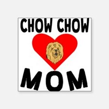 Chow Chow Mom Sticker