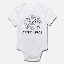 Otter Chaos Infant Bodysuit
