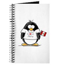 Peru Penguin Journal