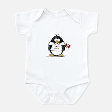 Peru Penguin Infant Bodysuit