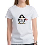 Peru Penguin Women's T-Shirt