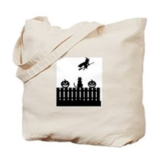 Halloween Nights Tote Bag