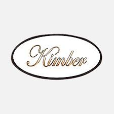 Gold Kimber Patch