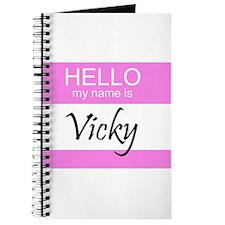 Vicky Journal