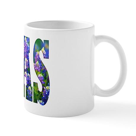 Texas Bluebonnets - Mug