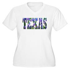 Texas Bluebonnets - T-Shirt