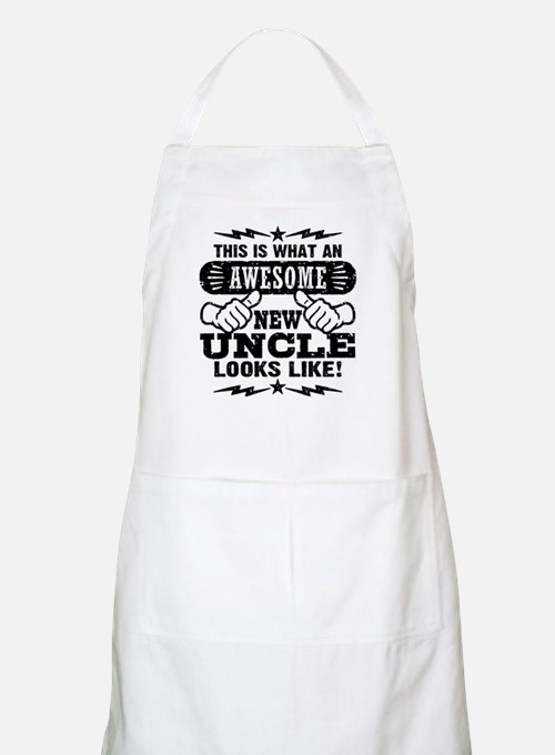 Awesome New Uncle Apron