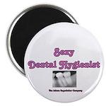 Sexy Dental Hygienist Magnet