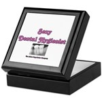 Sexy Dental Hygienist Keepsake Box
