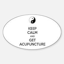 Alternative medicine Sticker (Oval)
