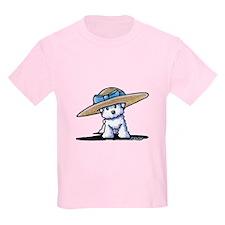 bichon in T-Shirt