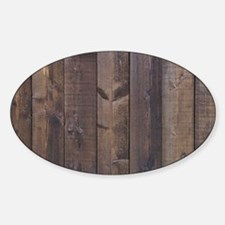 western country barn wood Decal