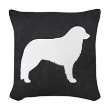 Kuvasz Woven Throw Pillow