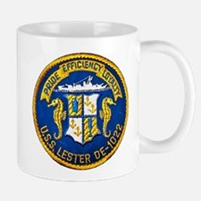 USS LESTER Mug